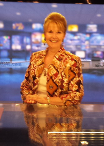 Pam has hosted numerous live talk and public service programs as well as provided on-air commentaries and interviews for regional and national broadcasts.